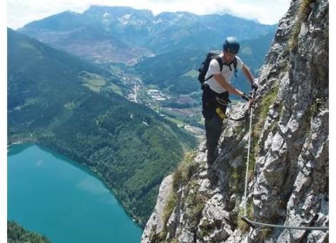 Franz Josef Klettersteig : Klettersteig tage in eisenerz naturfreunde holzwiesen